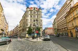 Komerční objekt na prodej, Jungmannova, Praha 1