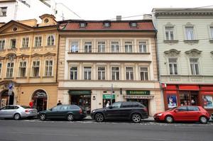 Obchodní prostory na prodej, Praha 1