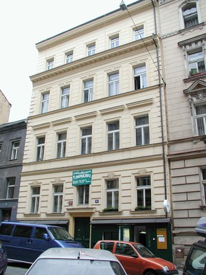 Komerční objekt na pronájem, Letohradská, Praha 7